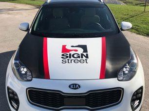 Sign Street Kia Sportage