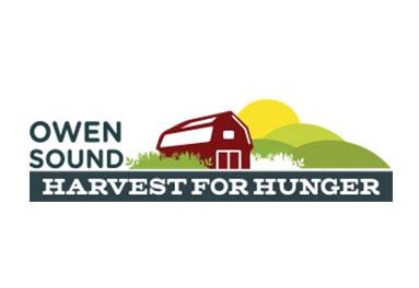Owen Sound Harvest for Hunger
