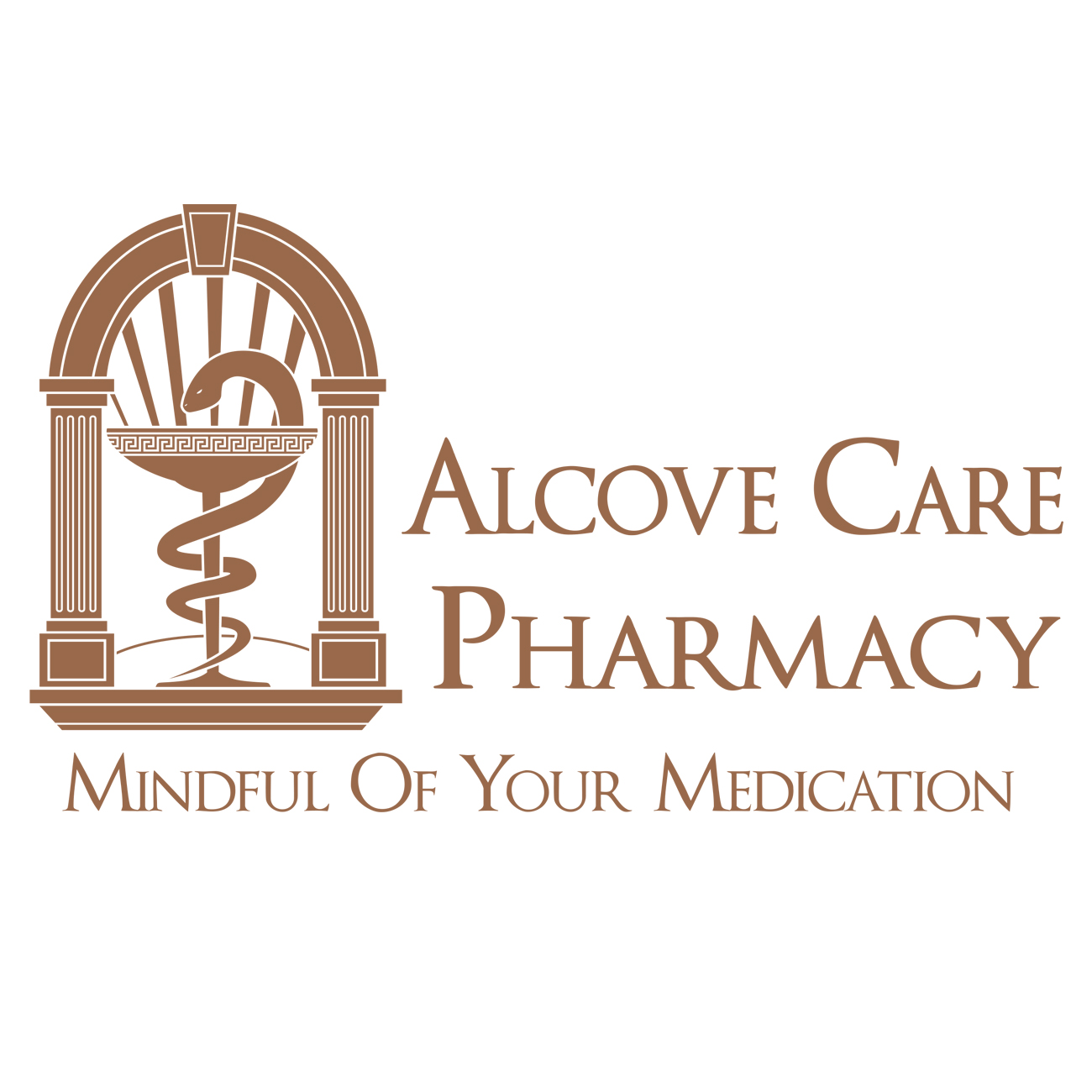 Alcove Pharmacy Logo