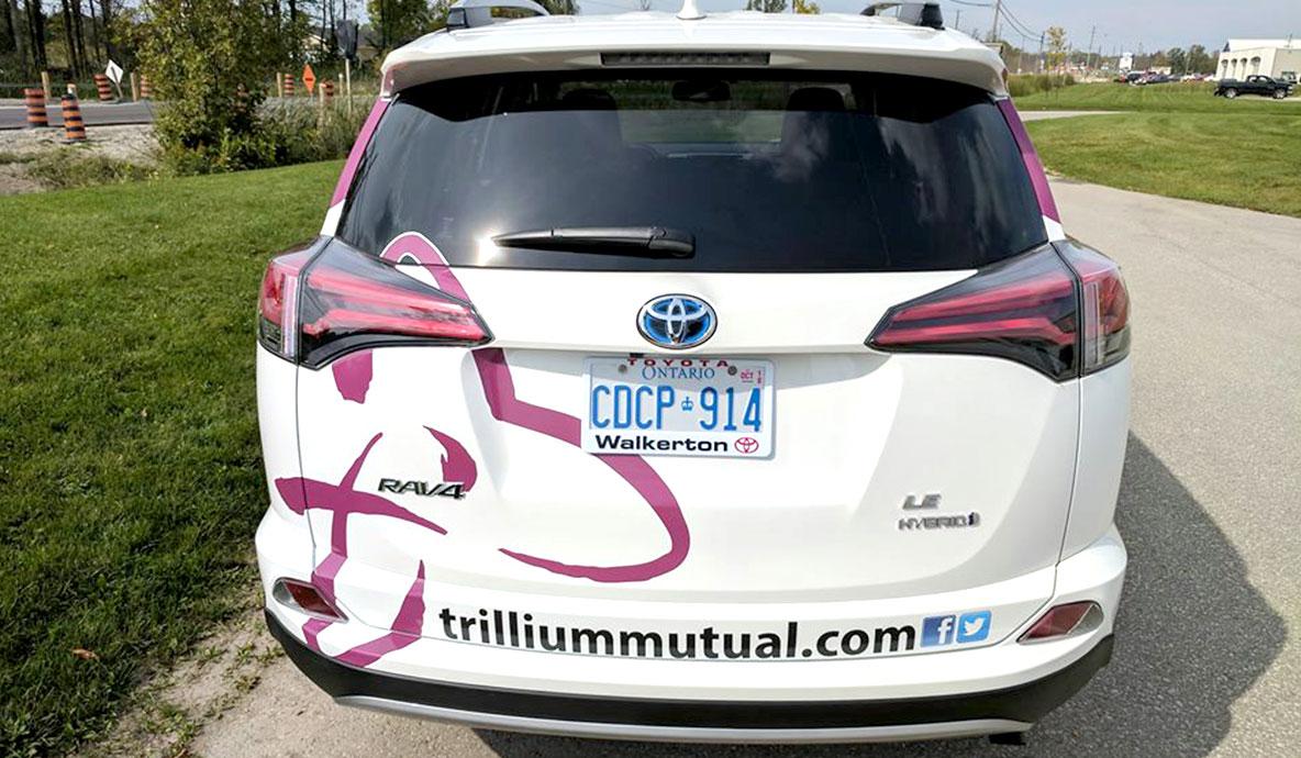 Trillium Toyota RAV4