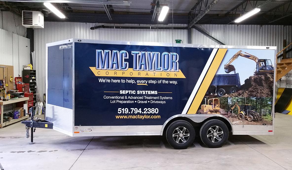 Mac Taylor trailer