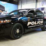West Grey Police Vehicle Decals