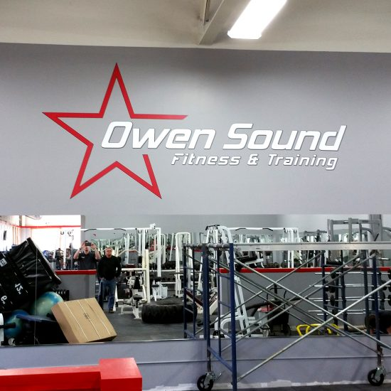 Owen Sound Fitness interior