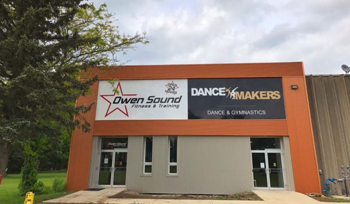 Owen Sound Fitness exterior