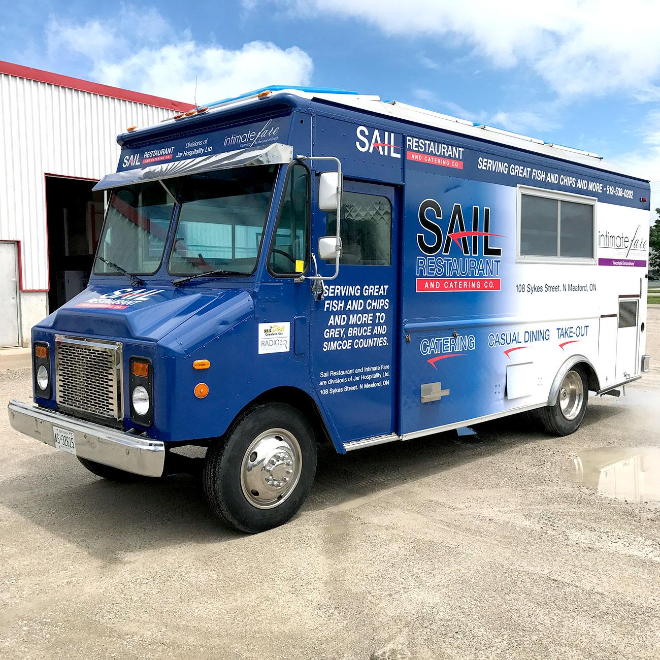 Sail Food Truck