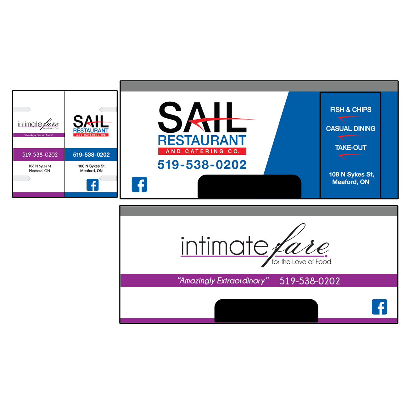 Sail Restaurant trailer