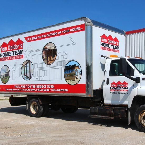 Van Dolder's Truck