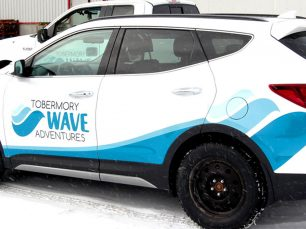 Tobermory Wave Adventures fleet