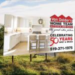 Van Dolder's Kitchen & Bath Billboard Design